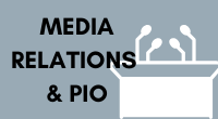 Media Relations & PIO Graphic