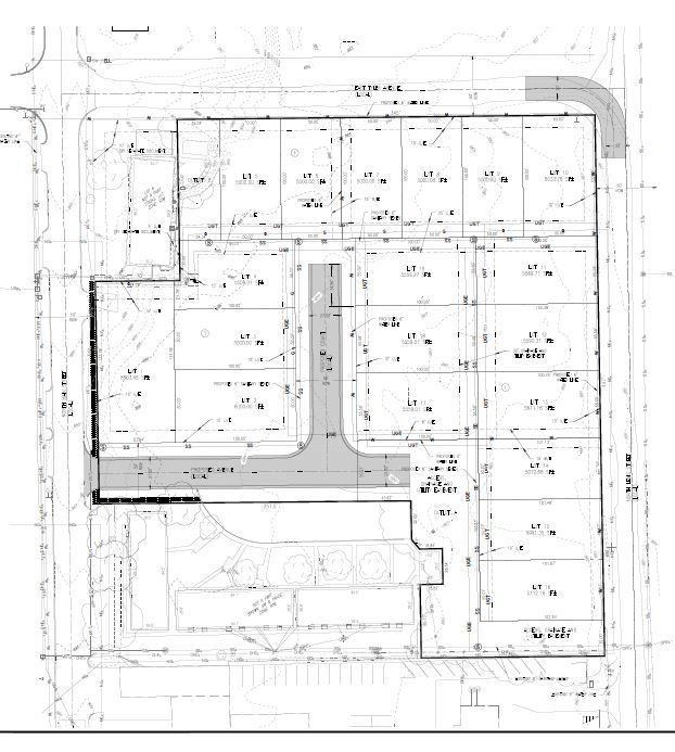 The Sticks Residential Subdivision floor plans