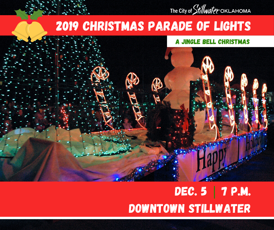 Stillwater Christmas Parade of Lights Poster